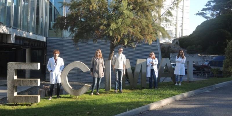 Visite des technqiens du SMEL au Laboratoire ECIMAT (@SMEL)