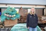 « L'économie » du plastique dans la pêche et la conchyliculture