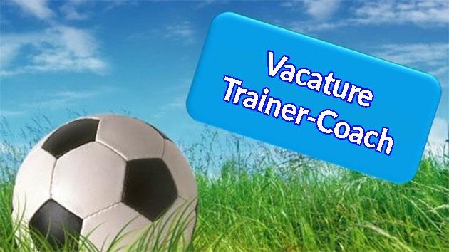 VACATURE TRAINER/COACH JO19
