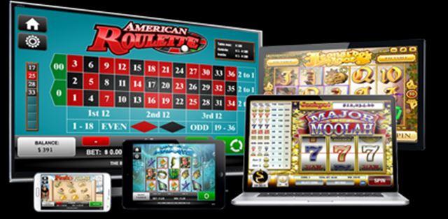 オンラインカジノの様々な特長