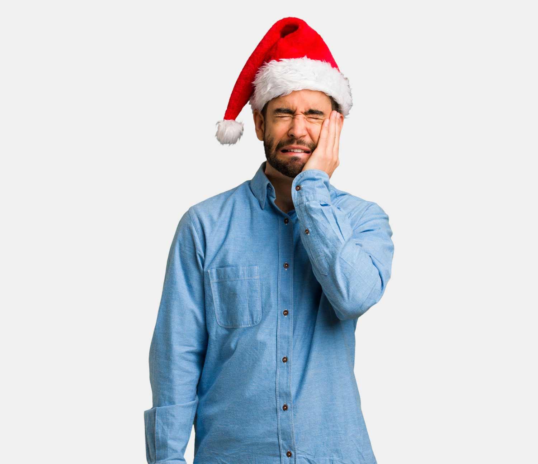 Tristezza natalizia e depressione delle feste