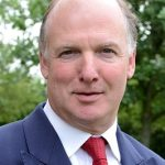 James Barnes, Chairman of the Horticultural Trades Assocation
