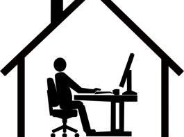 Home office example