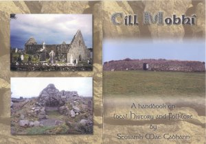 Front+back cover - Cill Mobhí Book