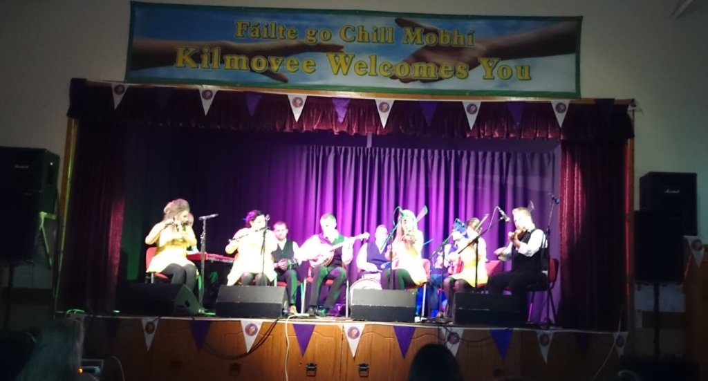 The Knockmore Céilí Band