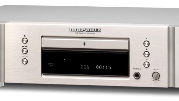 Marantz's new CD5005.