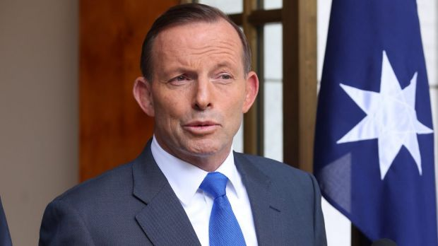 """""""It is more important to get this right than to try to rush it through"""": Prime Minister Tony Abbott."""