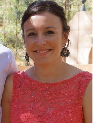 Stephanie Scott was to have been married today.