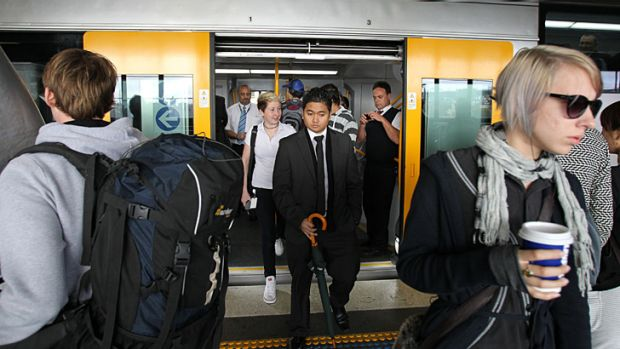 Image result for sydney train
