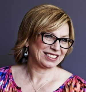 Australian of the Year Rosie Batty.