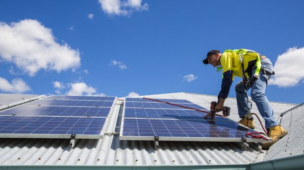 Renewable energy generated by community projects are gaining more local support.