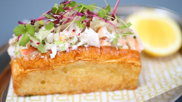 The American lobster roll trend has hit Australia.
