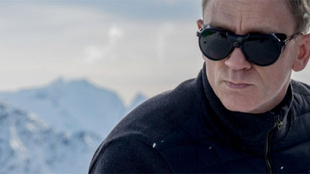Craig in his fourth outing as Bond.