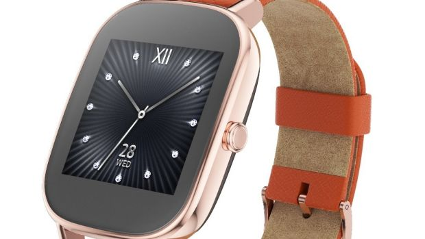 The Asus ZenWatch 2 works on both Android and IOS.