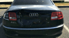 The back end of the Seabrook Audi.