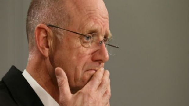 David Leyonhjelm: didn't like being called an angry white maile.