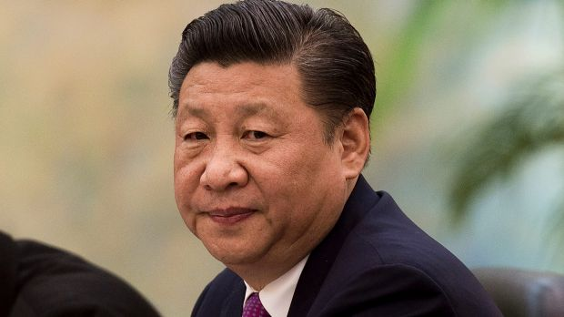 Chinese President Xi Jinping. China claims most of the South China Sea.