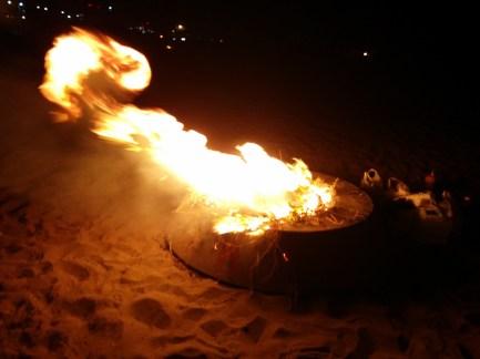 Lag Ba'omer Fire