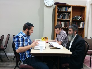 Rabbi H Shiur