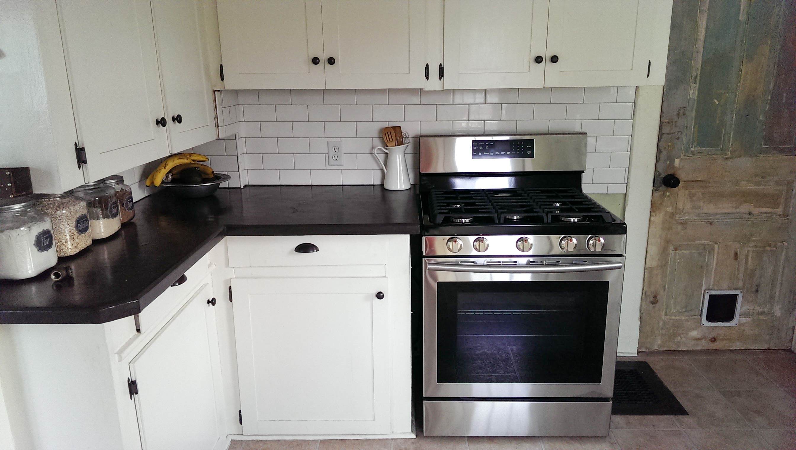 When We Moved Into This Old House, The Kitchen Was Cosmetically In The  Worst Shape Of Any Room. Even Our Home Inspector Said It Was Ugly! And He  Was Right.