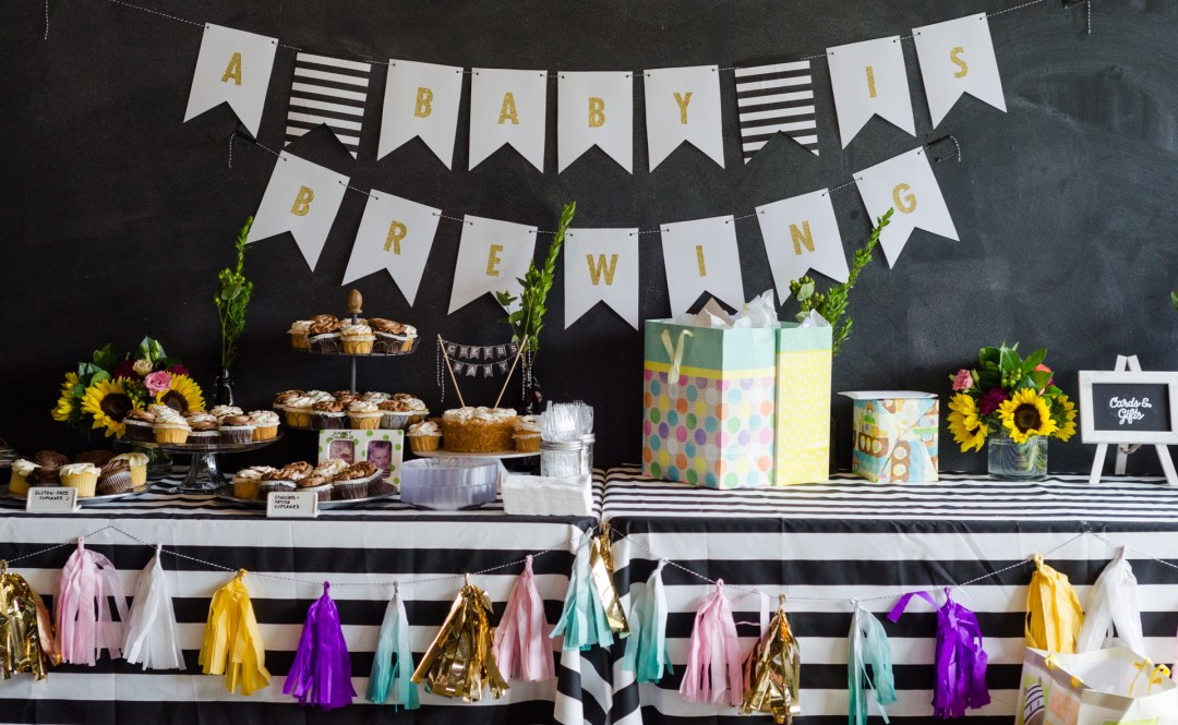 Our Brewery Baby Shower Smiedendipity