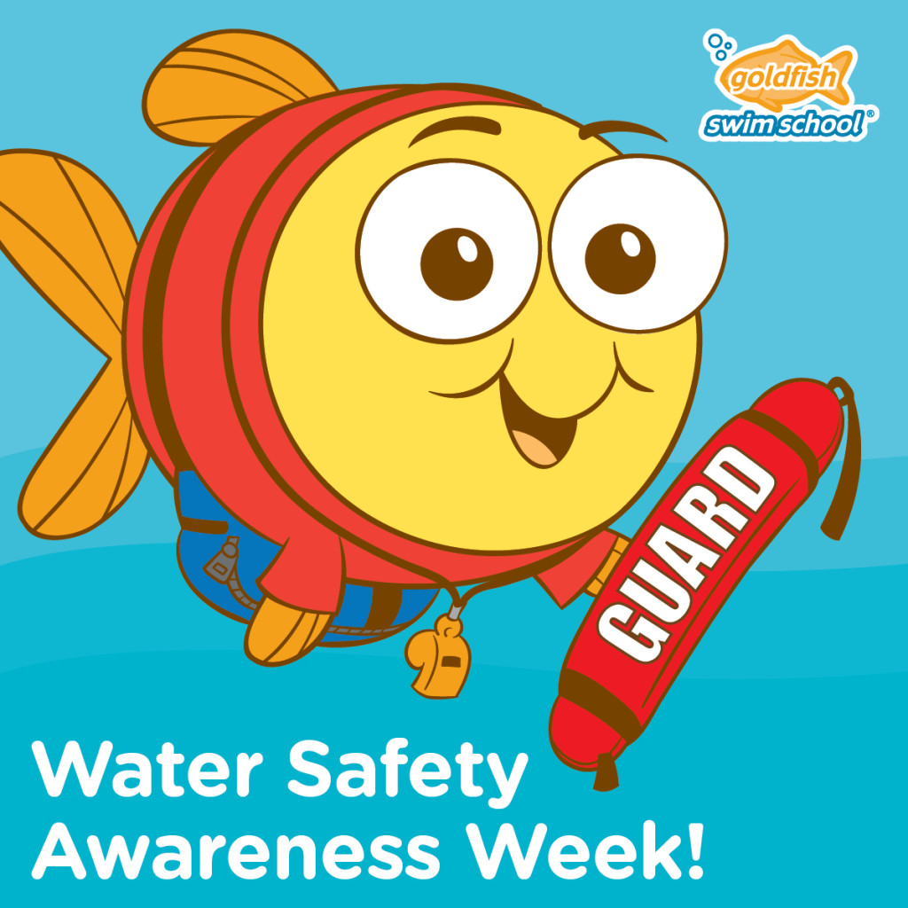Bubbles, Water Safety Awareness
