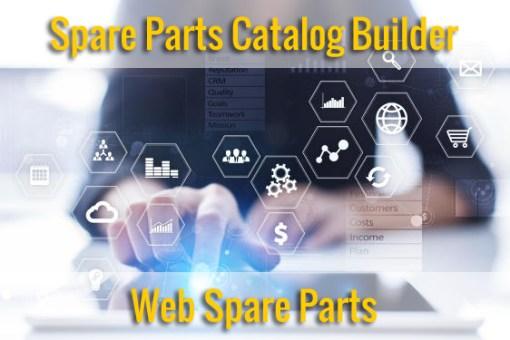 Spare Parts Catalog Builder & Web Spare Parts