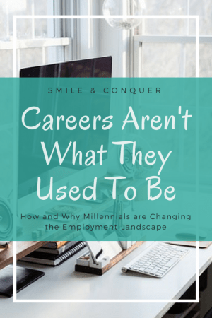 How #career paths are changing, and what that means for #millennials