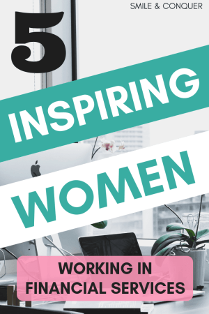 Check out these 5 inspiring women in finance who are promoting gender equality in the finance industry.