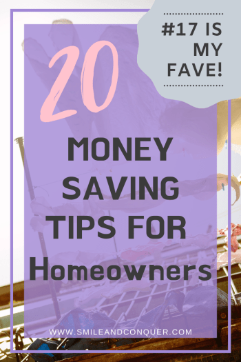 Owning your own home is expensive but there are ways to cut costs. Check out these money saving tips for homeowners so you're not spending more than you need to!