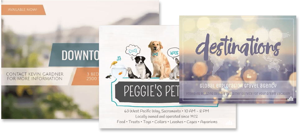 Slideshows Invitations Collages Greeting Cards And