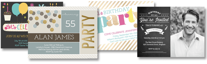 Smilebox Delivers All These Featureore Keep Reading To Discover The Ease Of Using Our Free Birthday Invitation Maker