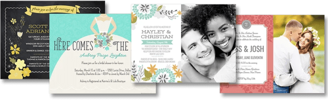 Online Wedding Invitations From Smilebox For Easy Planning