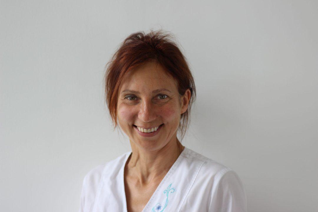 Dr Oksana Molodyka