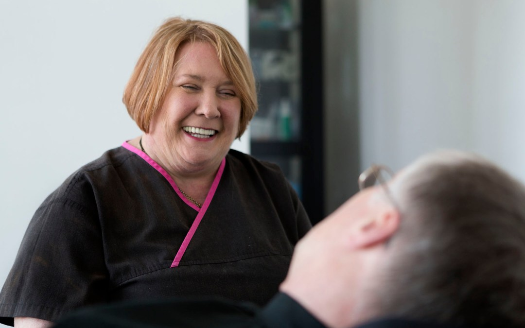 Jan Baxendale, Dental Hygienist at SmileCare Plymouth GDC no 1514