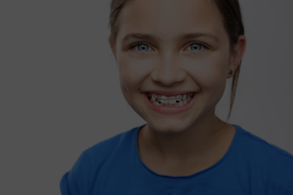 When is orthodontics necessary in children?