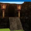 "Smile Game Builder High Quality Assets: ""Old Ruins"" Cave Entrance"