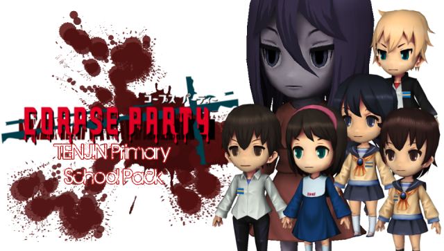 Corpse Party Resource Pack Release