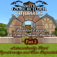 Parallel Events In Smile Game Builder – Part 2