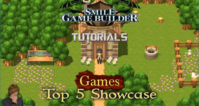 Smile Game Builder - Top 5 Games