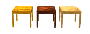 Hi-Tex House Pack New Tables