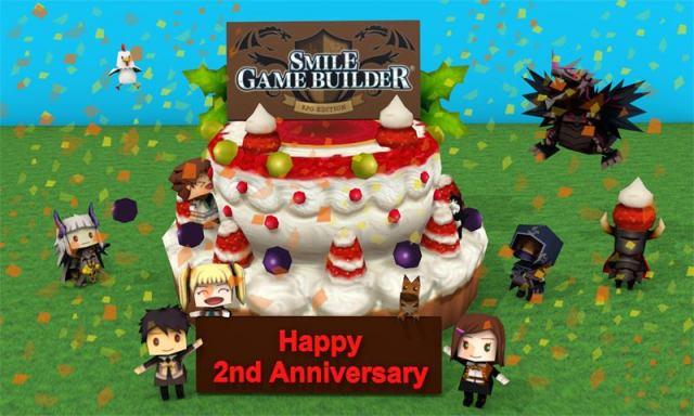 Happy 2nd Birthday SGB