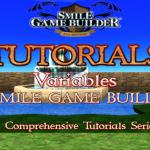Variables in Smile Game Builder