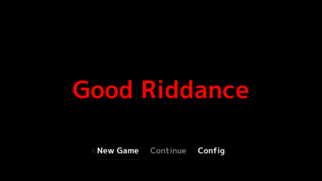 Good Riddance | Kumachan77 | SGB Summer 2021 Game Jam