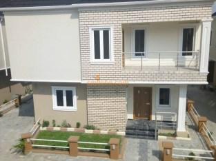 4 Bedroom fully Detached Duplex with Service Quarter in Royal Paradigm Estate Lekki