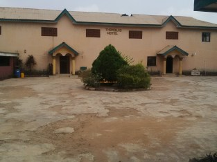 Hotel for sale28 rooms on 2plots 12million