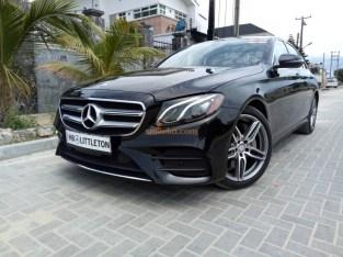 2017 Mercedes benz E300 for sale