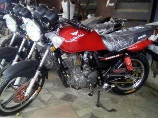 New Denstar 200cc Motorbike