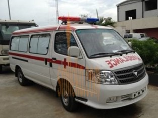 Foton C1 View Hiace Ambulance Bus
