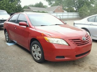 2007 TOYOTA CAMRY FOR SALE AT AUCTION AND AFFORDABLE PRICE CALL MR AZA THOMAS ON 09031964927